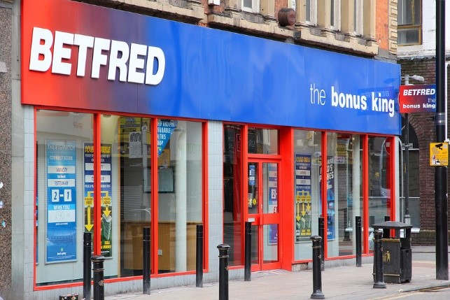 Betting giant set to acquire 322 properties