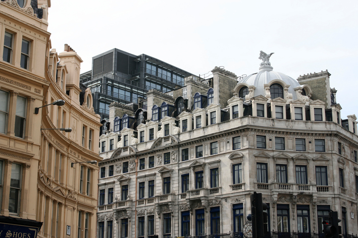 Chinese investors accounted for £805m of West End commercial property transactions