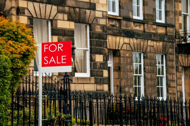 Scottish second-time buyers face major price gap