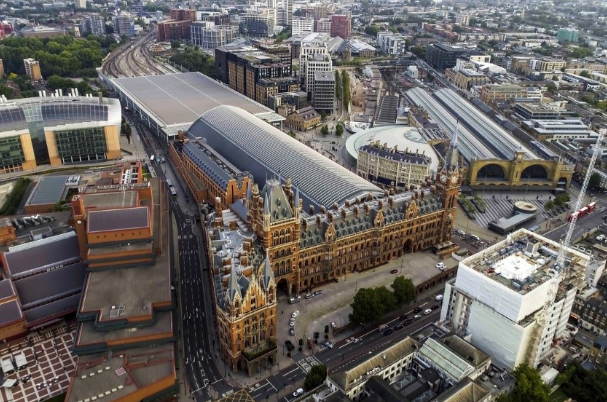 BAM and Argent to collaborate on King's Cross scheme