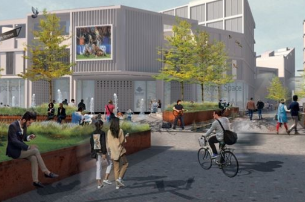 Exeter City Council reveals £300m redevelopment plans
