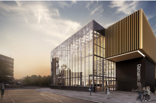 Willmott Dixon secures £15m Doncaster library and museum contract