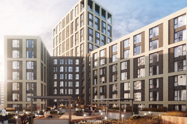 Urban Exposure provides £90m for two resi schemes