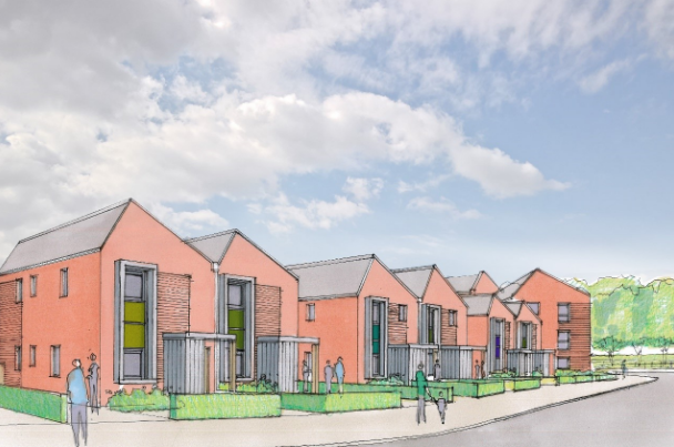 Planning submitted for major modular council housing scheme