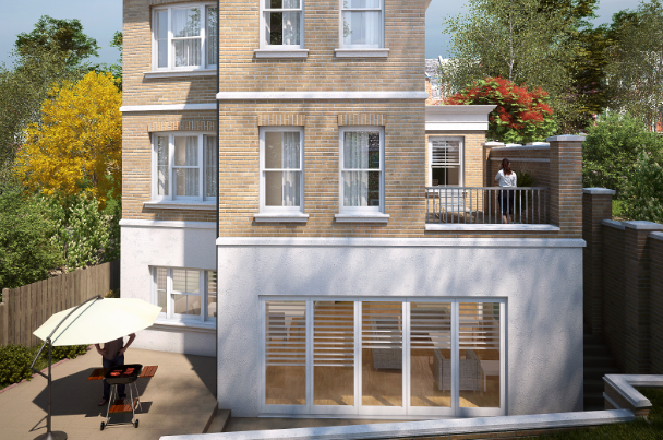 CapitalRise provides £1.8m financing package for luxury Wimbledon home