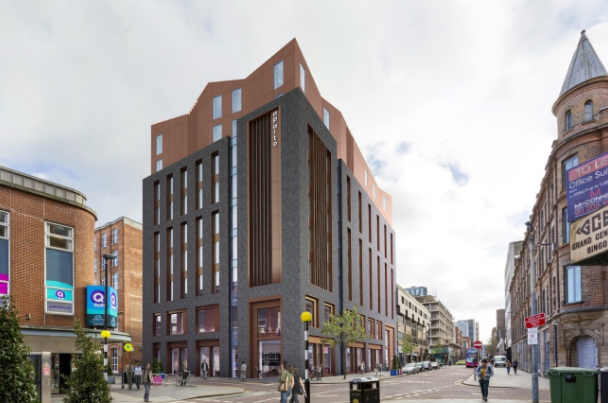 Oakland Holdings seeks operator for 175-unit Belfast aparthotel