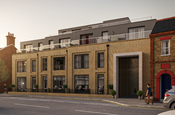 Fruition Properties receives planning permission for Kensal Rise mixed-use scheme