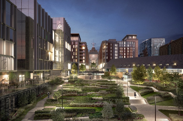 Moda Living's New York Square development
