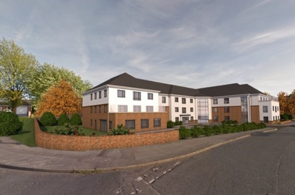 Puma provides £8m development exit loan for care home
