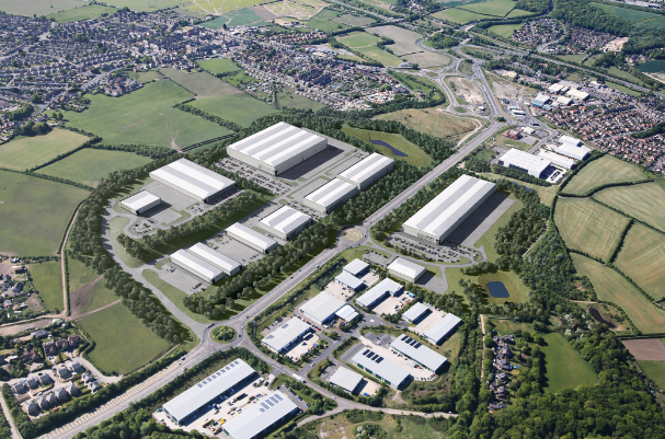 Harworth secures planning for 1.1 million sq ft employment development