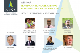 AIMCH to host webinar to share insights on MMC adoption